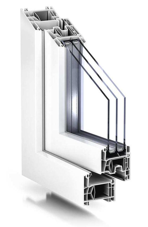 Perfekt in Dämmung und Ästhetik   Kunststoff-Fenster   Tischlerei ...